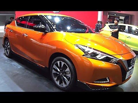 All New Nissan Lannia 2018, new budget sedan from Nissan, built on the modular Mercedes MFA