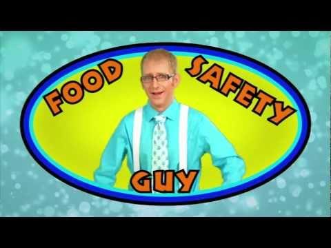Food Poisoning [BE FOOD SAFE!]