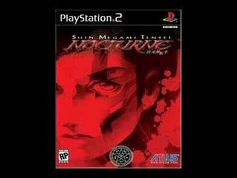 Shin Megami Tensei III: Nocturne Music- Fierce Battle