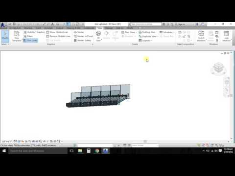 Missing Properties and Project browser In Revit