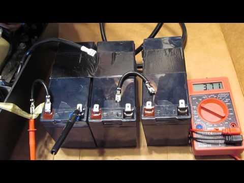 Hack: UPS Tripp Lite Uninterruptible Power Supply turns into a 36V DC 120V AC inverter