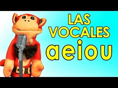 Xxx Mp4 La Canción De Las Vocales TODAS LAS LETRAS A E I O U Show Del Mono Sílabo Leyendojuntos 3gp Sex