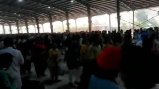 Bhangra in Lovely Professional University || Bhangra World Record || Lovely Professional University