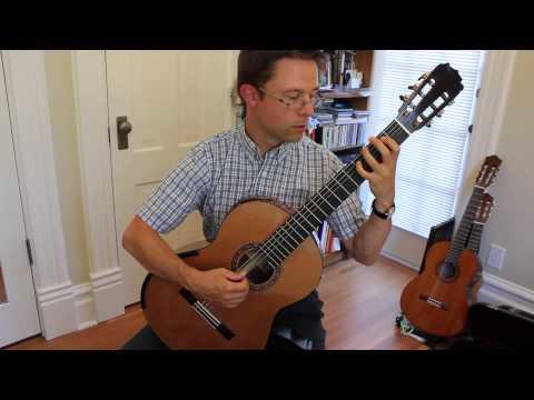 Lesson: Beginner Slur Exercises for Classical Guitar