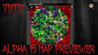7 days to die alpha 15 random gen world previewer map music jinni