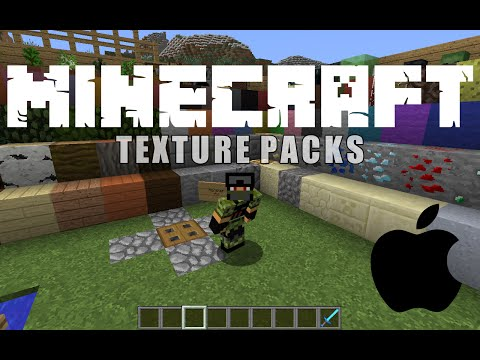 How to Download and Install Texture Packs on Mac! (1.10 & Up!)