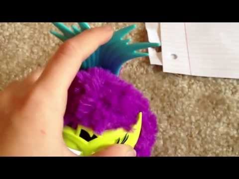 How to turn off a furby part one