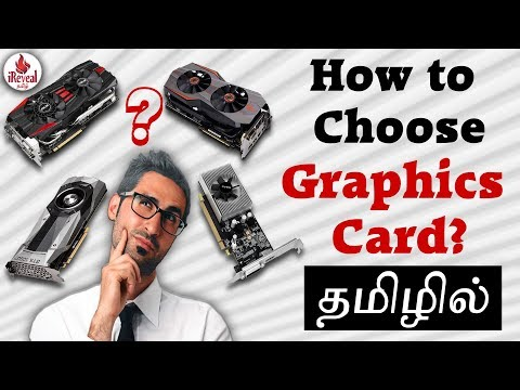How to Choose Graphics Card (Video Card) for PC | Graphics card Specs in Tamil