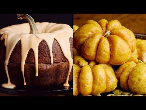 Pumpkin Recipes   Pinterest Halloween Recipes   DIY Easy Halloween Treats by So Yummy