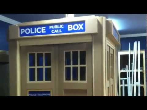 Building a Tardis Part 11 - Encouragement