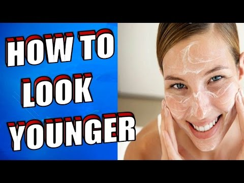 How to Look Younger Using Coconut Oil and Baking Soda Facewash