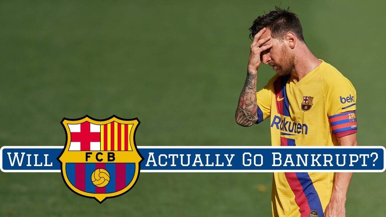 Will FC Barcelona ACTUALLY Go Bankrupt?!