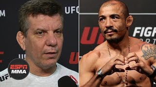 Jose Aldo stills want to prove he is best in his division – Andre Pederneiras | ESPN MMA