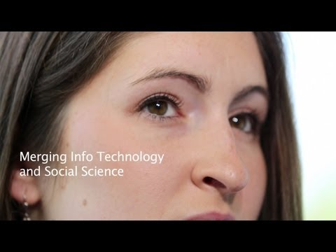 Lindsay Poirier (Merging IT and Social Science)