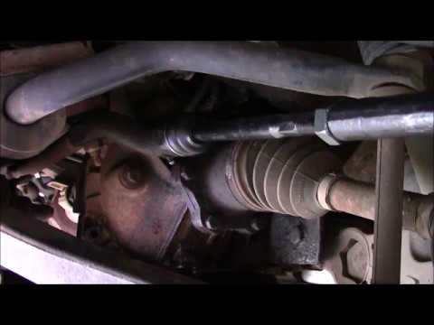 2006 Silverado inner and outer tie rod replacement