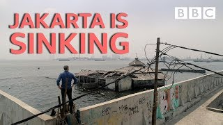 Jakarta is sinking! - Equator from the Air - BBC