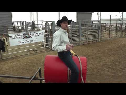 How to Bull Ride-Jump and Kick