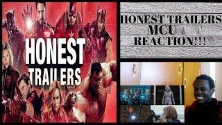 Download Honest Trailers MCU REACTION!!! Video