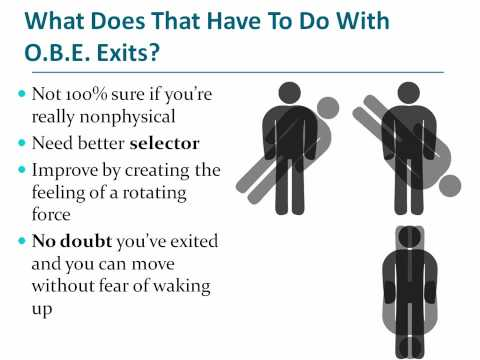 5 Fast Exit Methods For Lucid Dreams & OBEs - Lucidology 101 Part 12/12