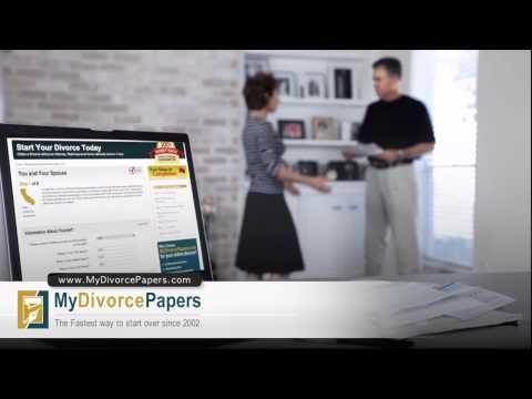 Online Divorce Forms Service at MyDivorcePapers.com