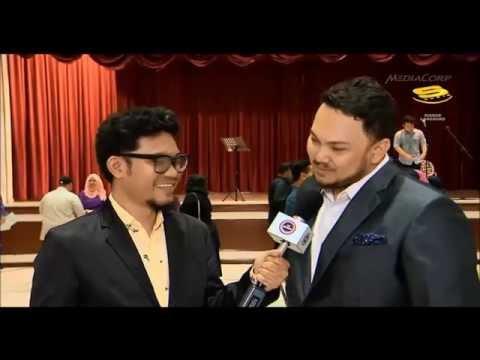 Suria JUS: Imran Ajmain - Konsert Amal Setulus Kasih At Marsiling Community Club, Singapore
