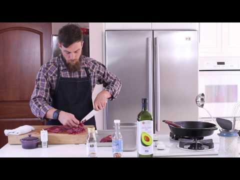 Pete's Paleo: Beef Jerky *mastered*