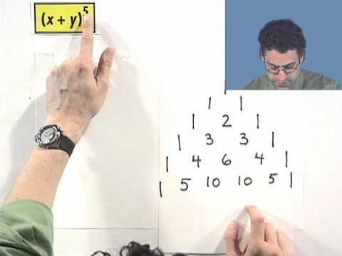 Thinkwell's College Algebra: Using the Binomial Theorem