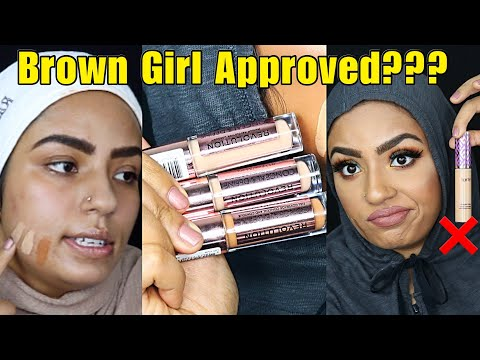 Full Face Using Makeup Revolution Concealers! + Ranting! + Review!