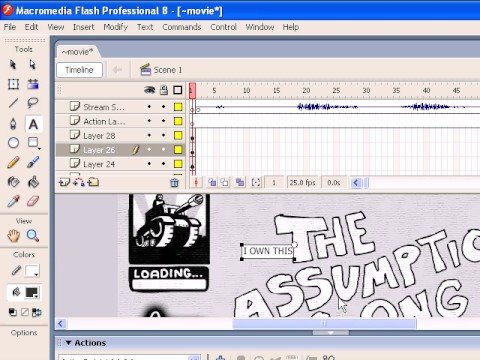 Tutorial - Decompile SWF Flash Games & Movies to FLA (Part 2