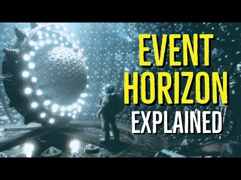 EVENT HORIZON  Explained