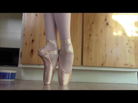 How I Break In Pointe Shoes For Flexible Feet