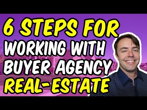 6 Steps For Working With Buyers in Real-Estate (Contact to Close)