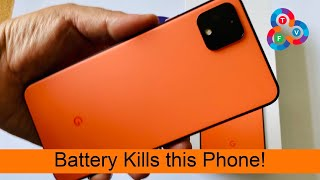 Pixel 4 XL 3 Day Review - Battery Kills a Great Phone