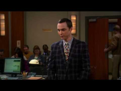 The Big Bang Theory - Sheldon goes to Jail.