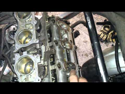 Stripped spark plug fix honda cbr 600f4i