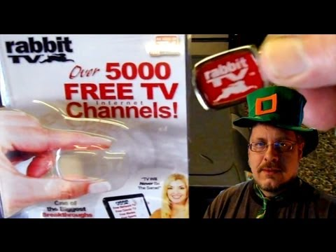 Rabbit TV Review - Watch Over 5000 Free Television Channels?