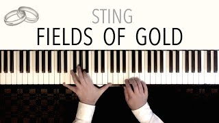 4 1 MB] Download Sting - Fields Of Gold (Wedding Version
