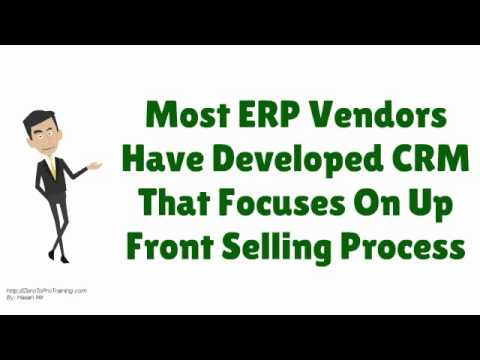 How Can ERP Improve a Company's Business Performance