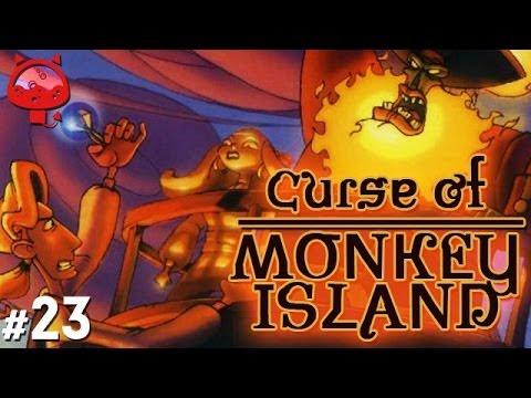 Curse of Monkey Island Walkthrough [Pt. 23]