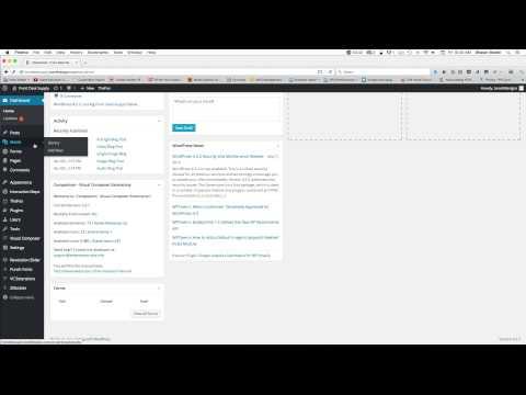 Login & Dashboard Review