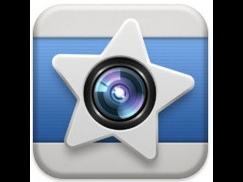 PhotoFun - Be There or Be Square iPhone App Video Review (Free App) - CrazyMikesapps
