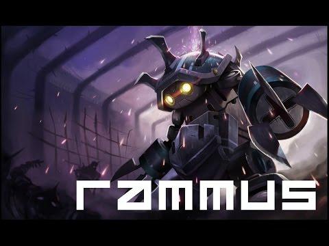 Full Armour Rammus