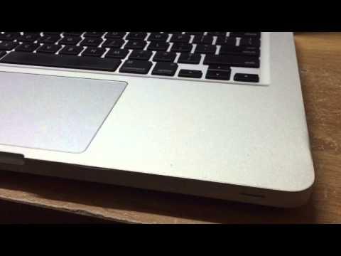 MacBook Pro 13inch replace ram error alert sound