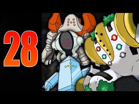 Pokemon White 2 - Part 28 - Catching Regirock,Regice,Registeel & Regigigas