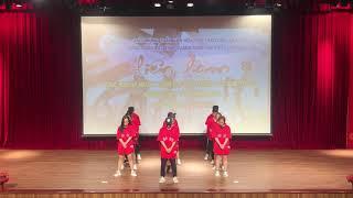 Nhảy hiện đại - Bùa Yêu - Thi liên hoan nhóm nhảy - THPT Hải Đông