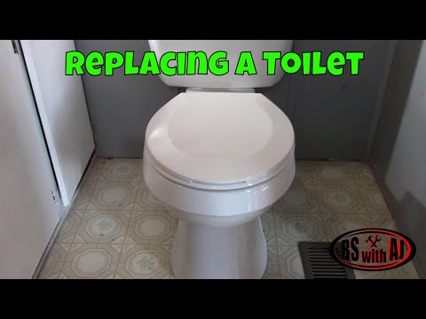 DIY How To Install A Toilet