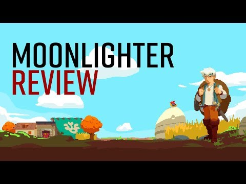 Moonlighter Review - Sell, Slay, Shop, Rinse, Repeat