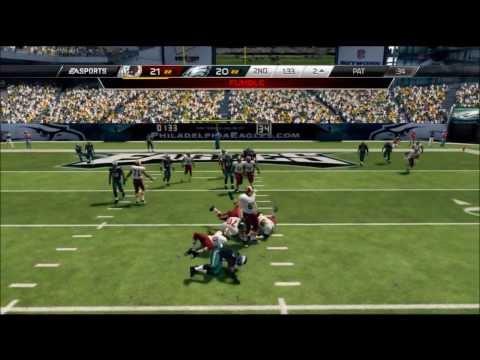 Madden 25 Online Ranked Game Redskins Gameplay