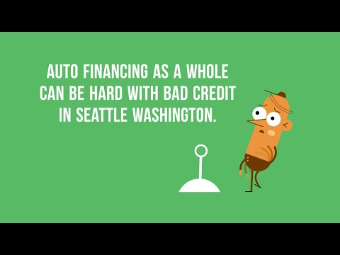 Simple, fast auto financing for used car at your local Seattle Washington Car Dealer