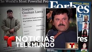 """Especial """"El Chapo"""", 12 de febrero   Noticiero   Noticias Telemundo"""